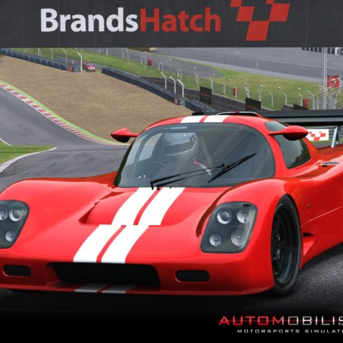 Automobilista v1.1 + BritPack ya disponible