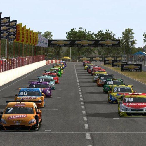 Resumen | Stock V8 @ Buenos Aires | Segunda carrera oficial