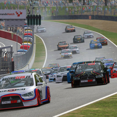 Resumen | Marcas @ Brands Hatch | Los pilotos del Rocket Team se alzan con la victoria