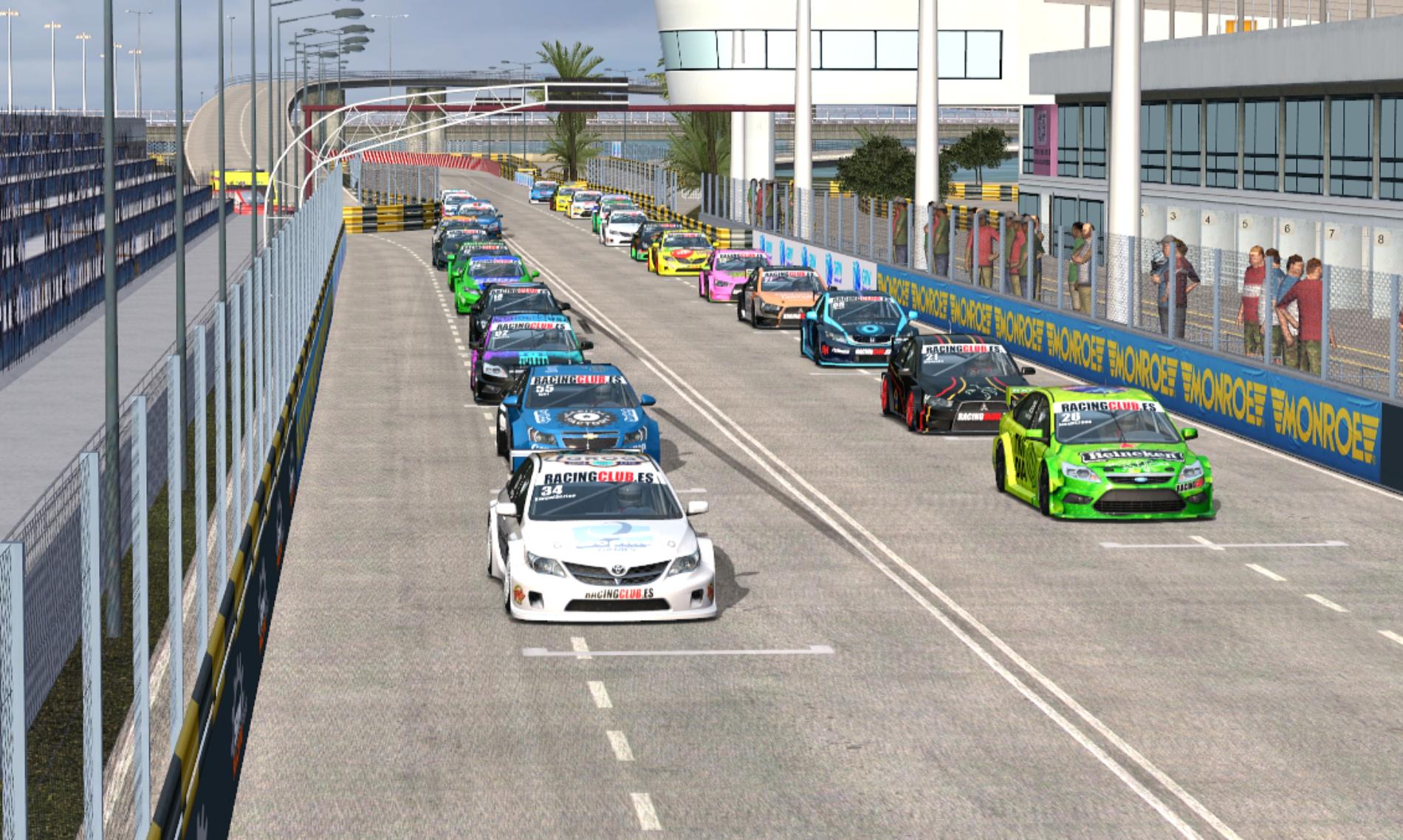 Resumen | Macau | Los muros y el infortunio deciden un campeonato igualado de principio a fin.