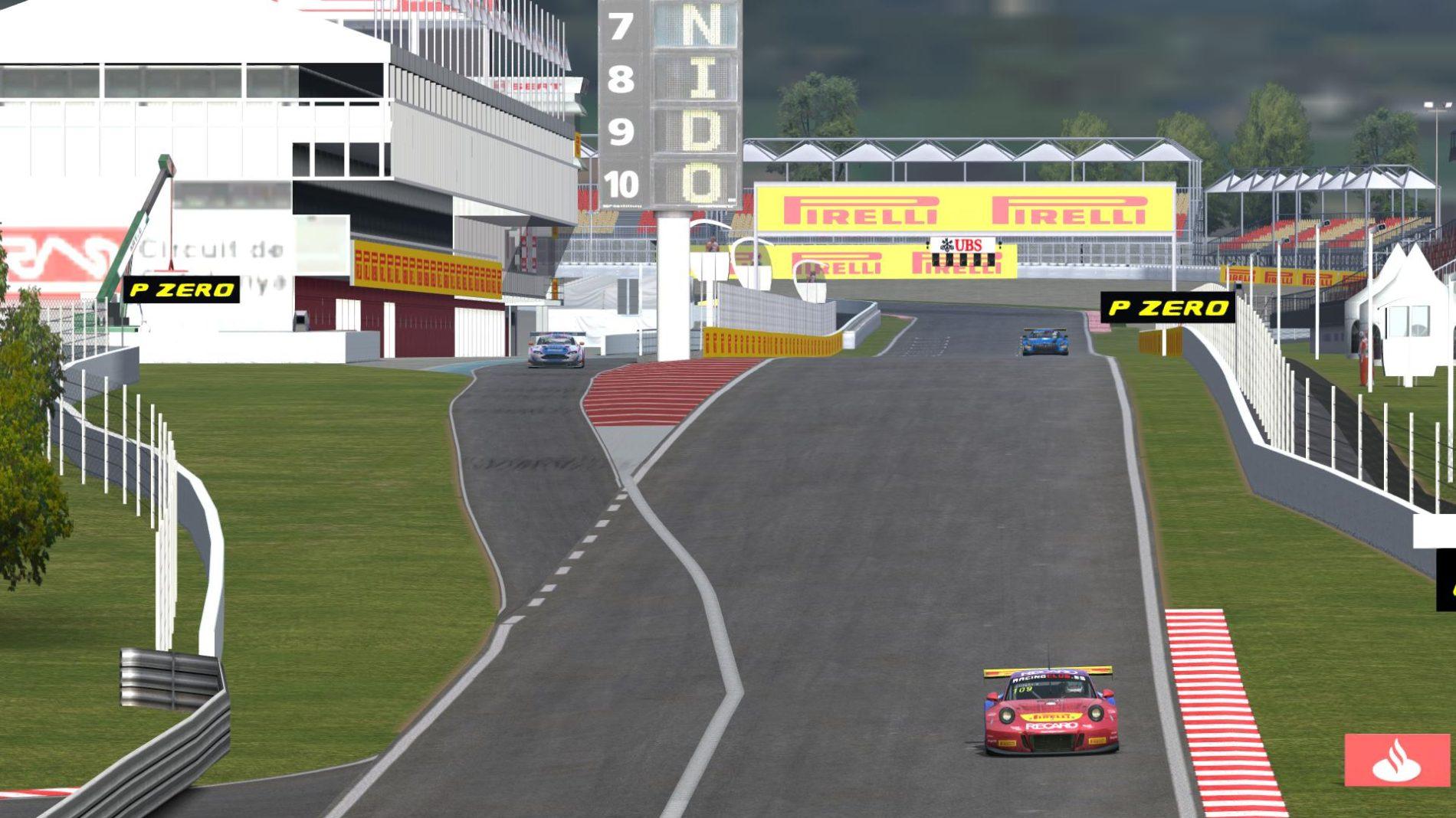 Comienza la ronda pre-calificatoria del nuevo campeonato de semi-resistencia de GT