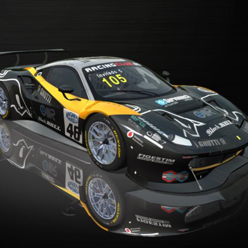 Inscripciones abiertas campeonato GT's semi-resistencia