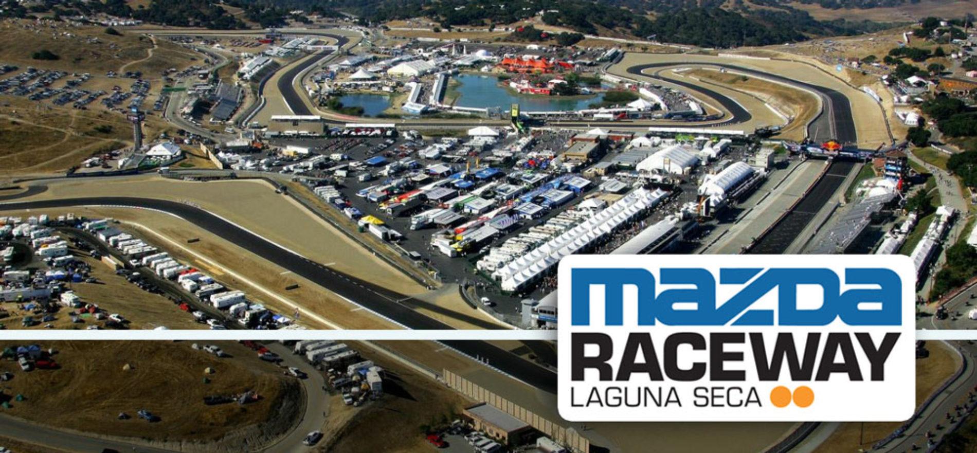Previo | GT3 Laguna Seca |Comienza el espectaculo