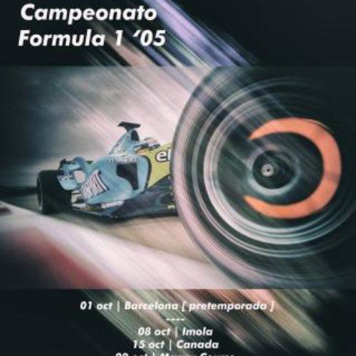 Nuevo campeonato de F1 en automobilista