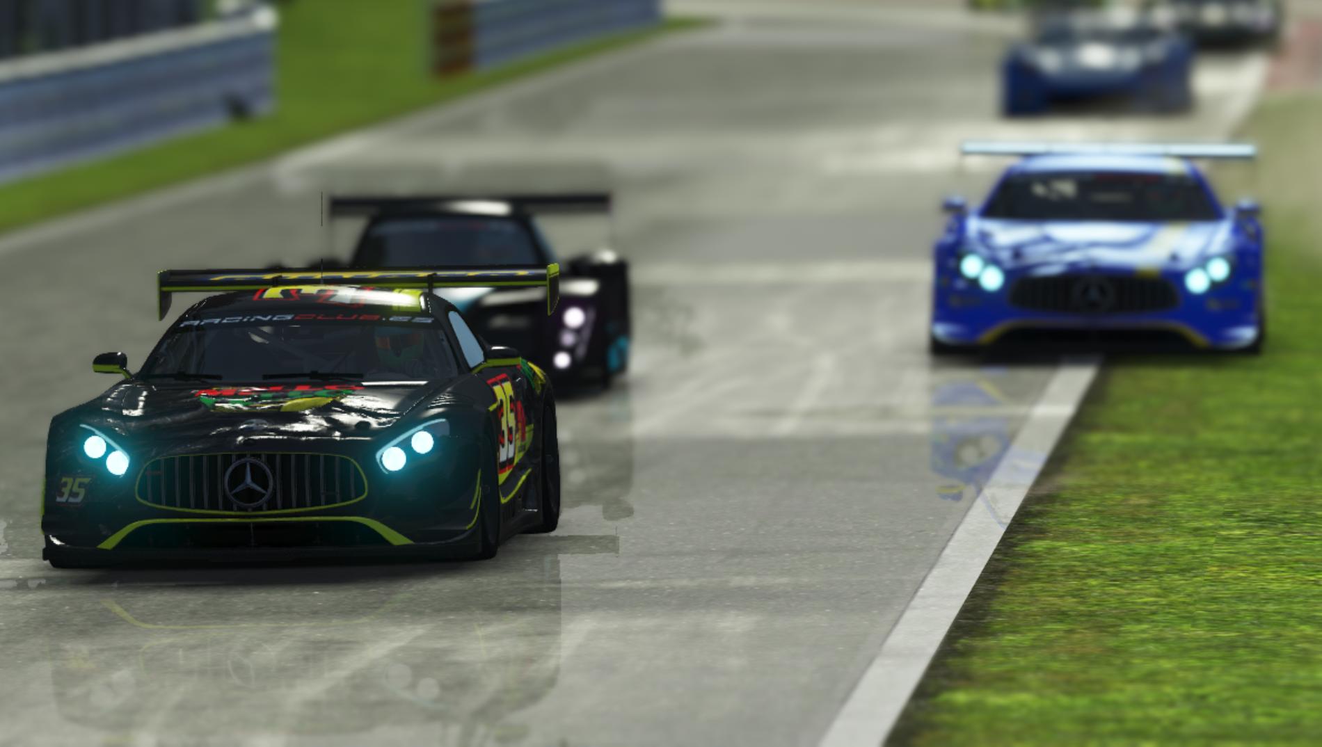 Resumen | Monza | Las estrategias mandan en una carrera marcada por la lluvia.