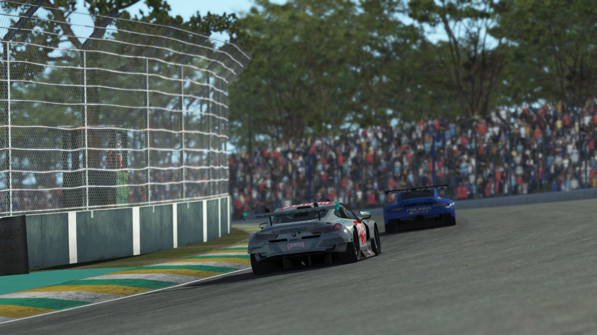 Resumen | Interlagos | Fushida consigue su primera victoria y se acerca a los lideres de la tabla.