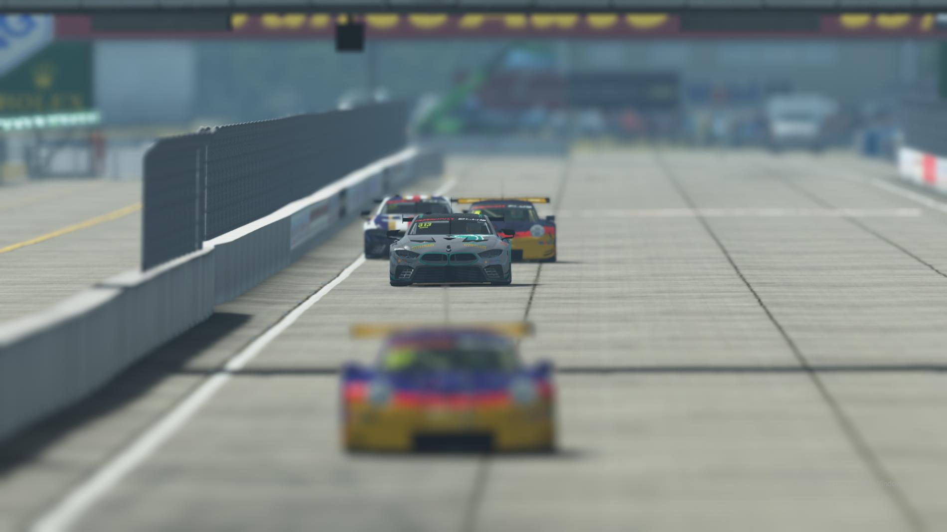 Resumen | Sebring | Elkrack2 gana la prueba reina y Saultk  el campeonato.