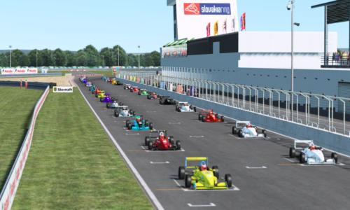 Resumen| Slovakiaring | Dannykiiro,Fran Rodriguez,DavidRC y Gegio,los primeros ganadores del campeonato.